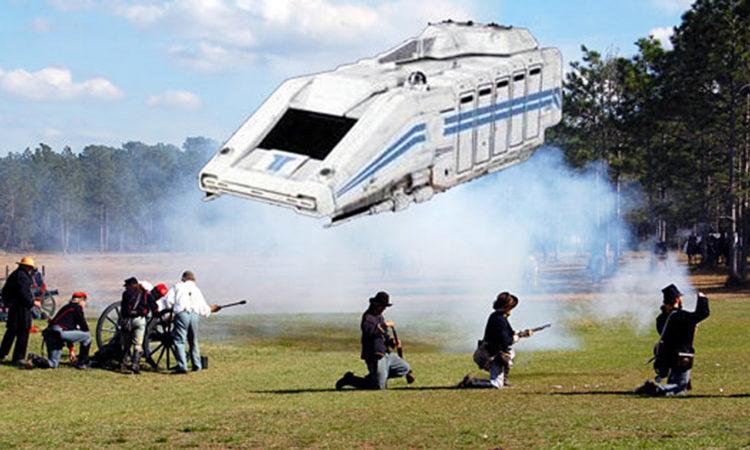 Original Star Tours confuses the Star Wars timeline