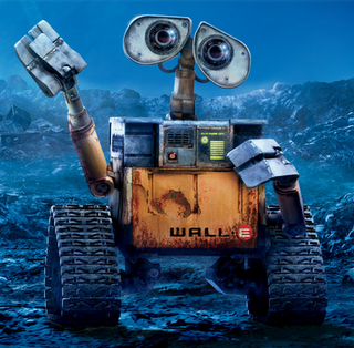 Wall-E saying Hi!