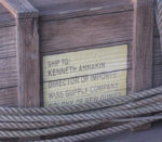 Ken Annakin's Jungle Cruise Crate is Actually a Sneaky Swiss Family Robinson Reference