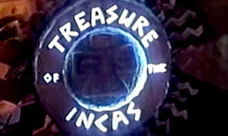 Treasure of the Incas remote control car game at DisneyQuest