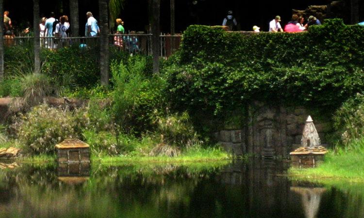 Animal Kingdom lost water temple