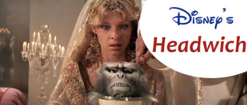 Disney's Headwich - Chilled monkey brains from Indiana Jones and the Temple of Doom