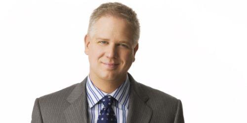 Radio host Glenn Beck
