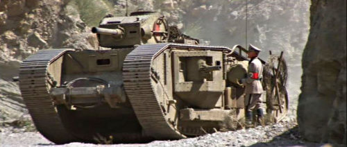 This German tank will beat Indiana Jones to the holy grail.