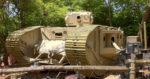 Indiana Jones Tank Restored from the Boneyard