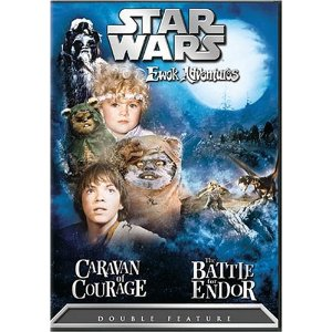 Ewok Adventure movie poster