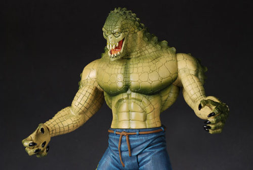 Killer Croc Batman villain