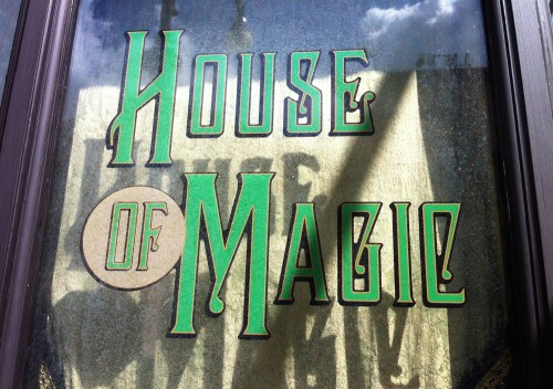 House of Magic Window