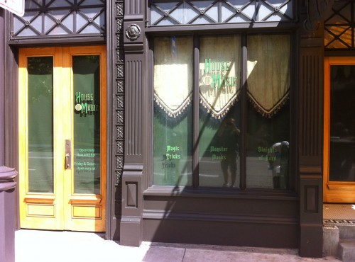 House of Magic Storefront