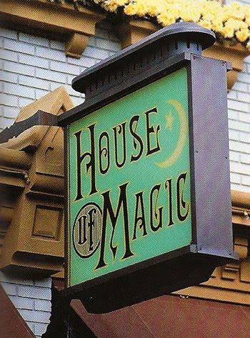 Main Street U.S.A. House of Magic