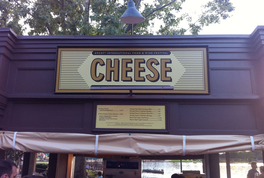 Of all the countries represented, the Nation of Cheese is by far my favorite.