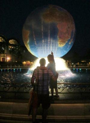 Tokyo DisneySea Aquasphere