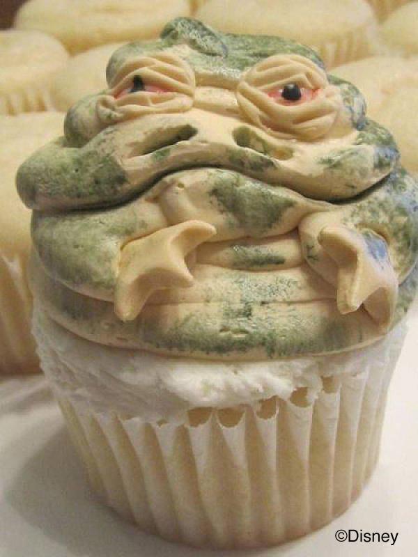 Jabba-Cupcake