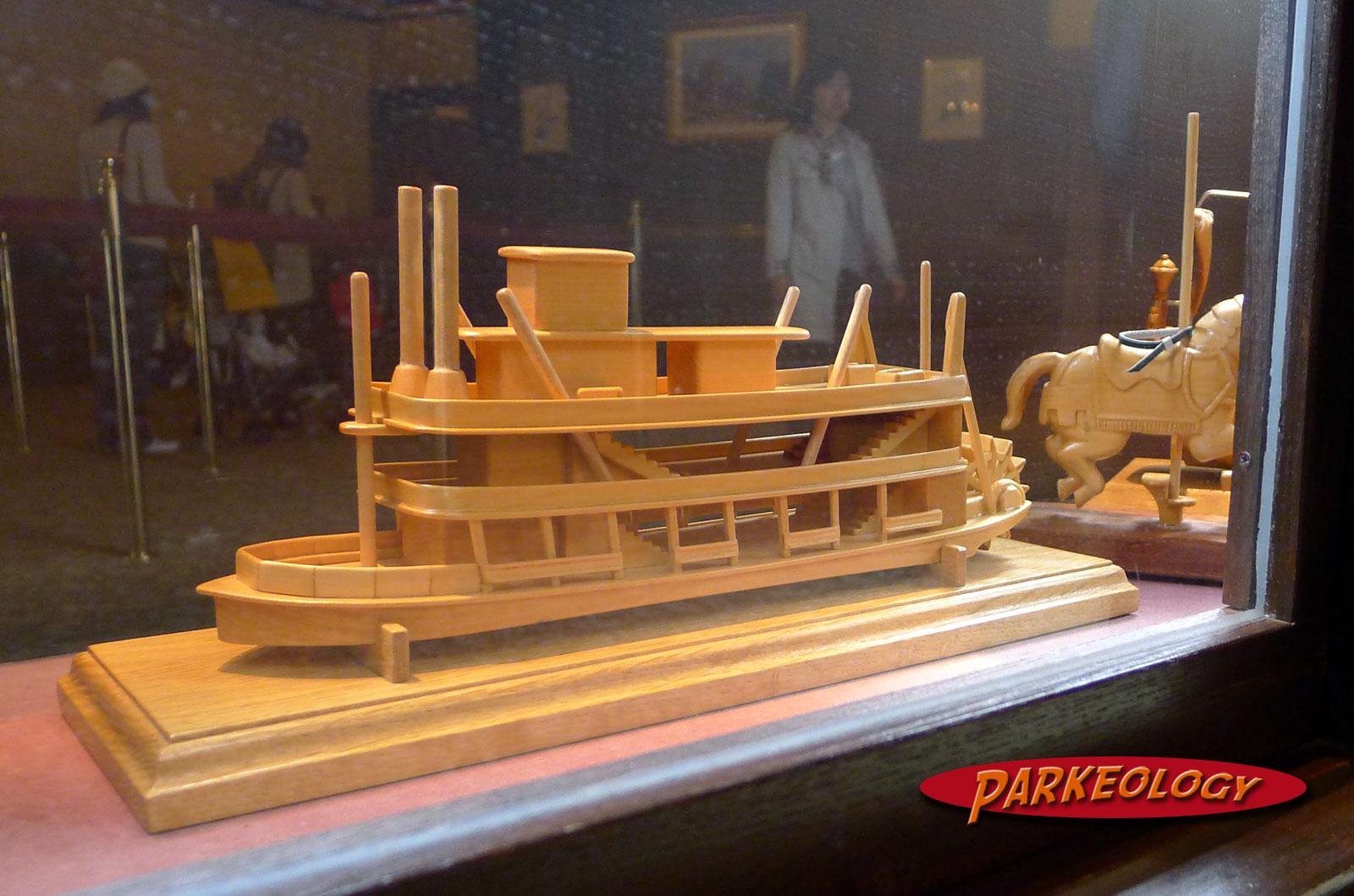 River-Boat-Model