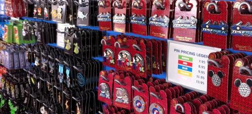Pin trading niche market