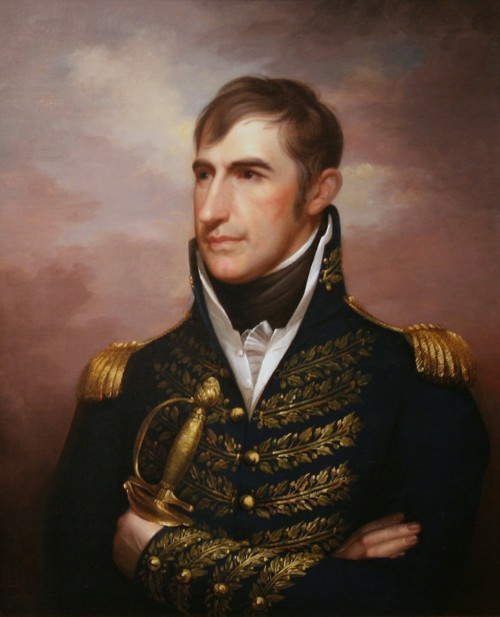 General and President William Henry Harrison