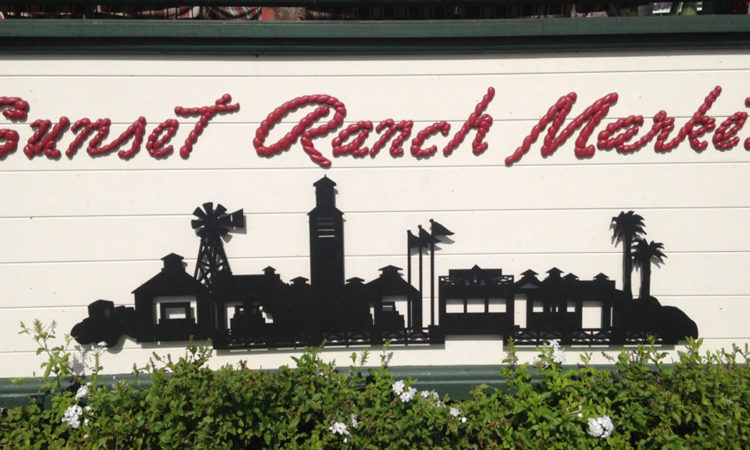 Sunset Ranch Market at Disney's Hollywood Studios