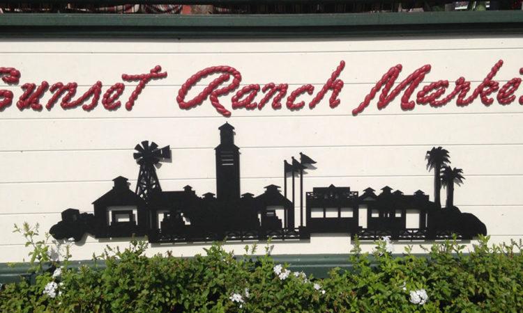 Sunset Ranch Market at Disney's Hollywood Studios