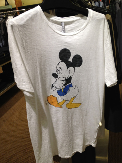 Mickey-Duck