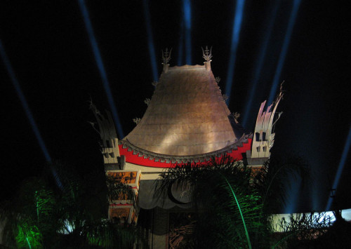 I still reserve the right to complain about the Sorcerer's Hat blocking the magnificent view.