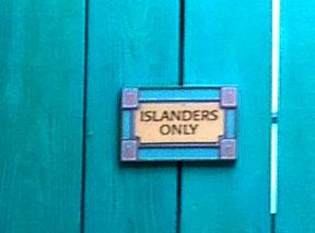 Islanders Only