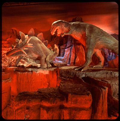 Disneyland_stego_vs_t-rex