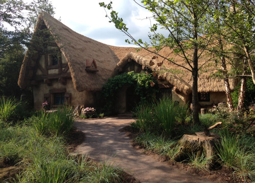 The Cottage of the Seven Dwarfs