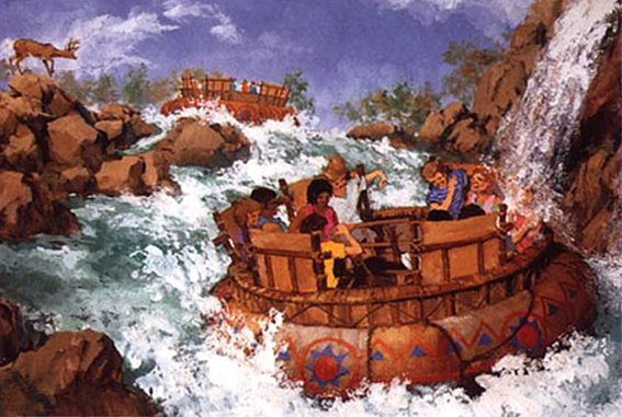 disney america raft