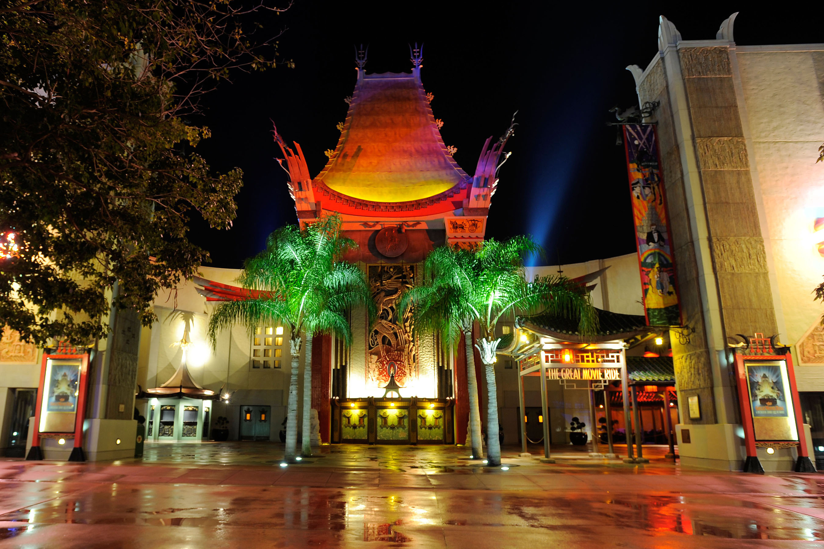 The Great Movie Ride at DisneyÕs Hollywood Studios