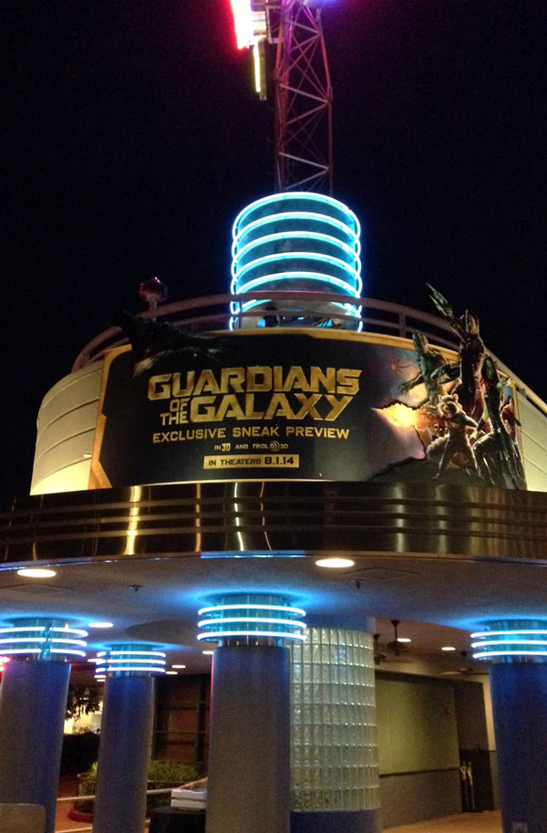 Forget Star Wars Land. Give Me Guardians of the Galaxy.