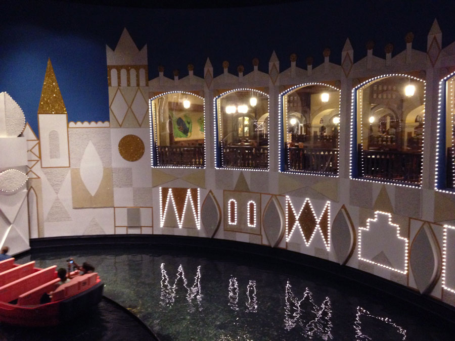 Pinocchio Village Haus From It S A Small World Parkeology