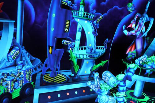 Buzz Lightyear Space Ranger Spin Ending Scene