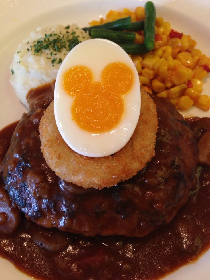 The Day Parkeology Ran Out of Ideas: Fun Food at Tokyo Disney Sea