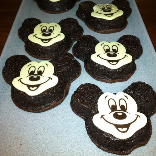 Mickey Brownie