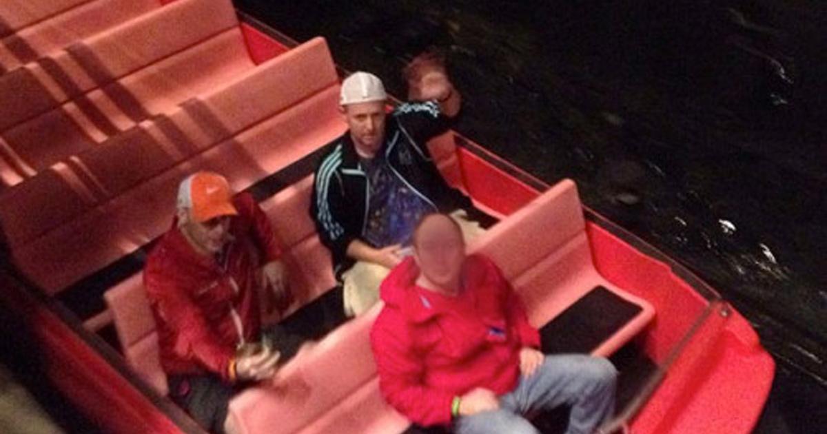 Socially Awkward at Disney World