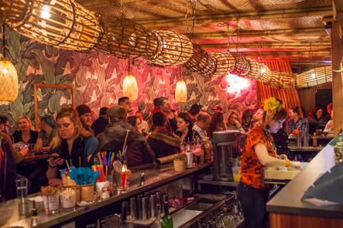 Today new Tiki bars like Lost Lake in Chicago carry on the traditions of Don Beach.