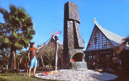 Tiki Gardens was a theme park located in (where else) Florida.
