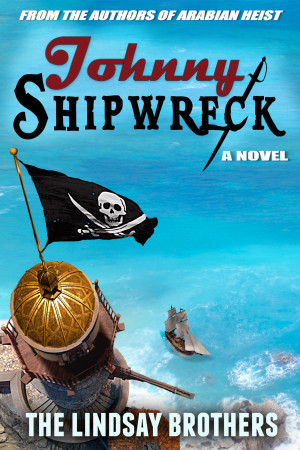 Johnny Shipwreck Book Cover