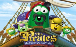 Pirates Who Don't Do Anything