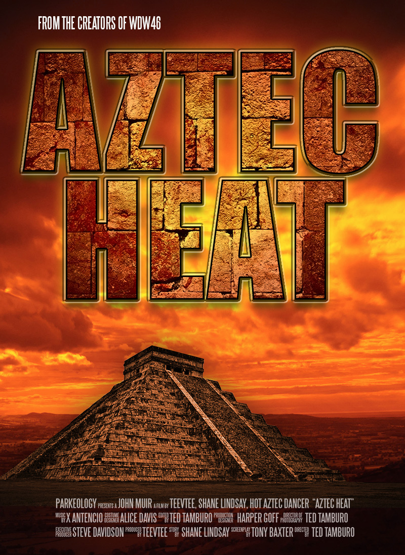50 Greatest Park Characters: Aztec Heat