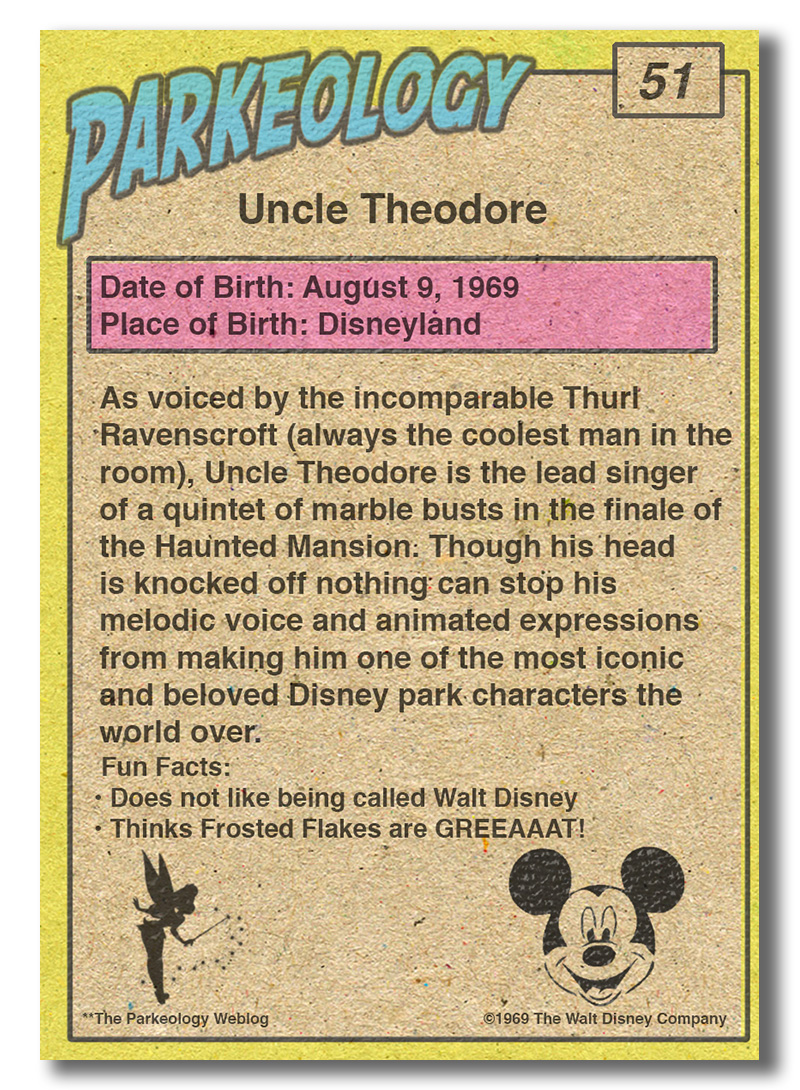 50 Greatest Park Characters-Uncle-Theodore-Back