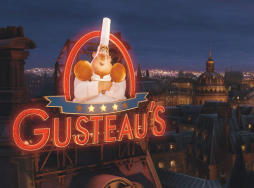 Ratatouille Gusteau's Restaurant