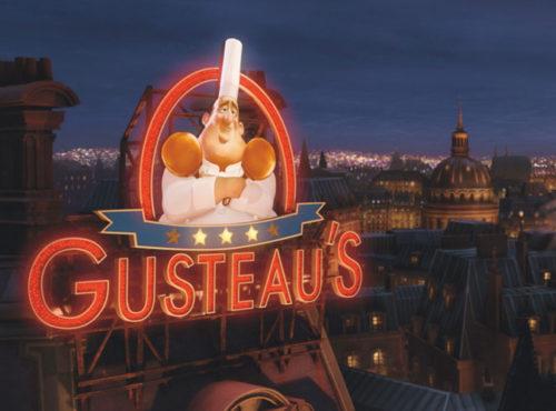 Ratatouille Gusteau's Restaurant