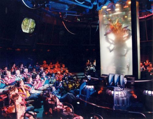 ExtraTERRORestrial Alien Encounter Tomorrowland