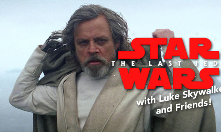 Star Wars The Last Jedi - Disney Parks Version