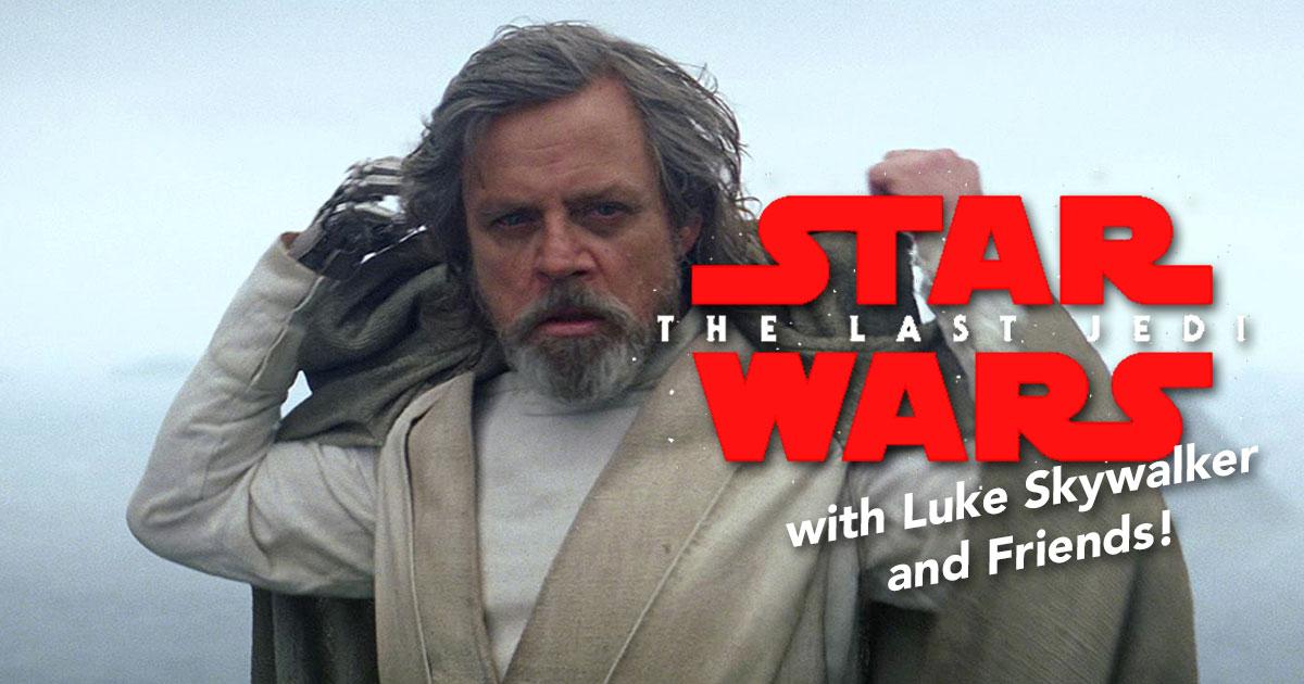 Star Wars The Last Jedi - Disney Parks Version