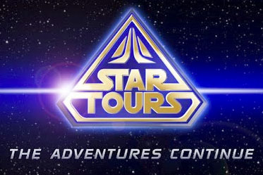 Star Tours The Adventures Continue