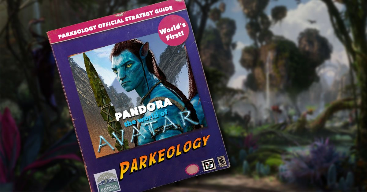 World's First Strategy Guide to Pandora the World of Avatar