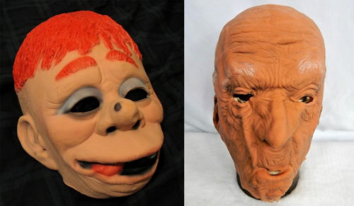 Don Post Studios 150 Line Masks