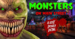Monsters on Main Street: The Horrifying Masks of The House of Magic
